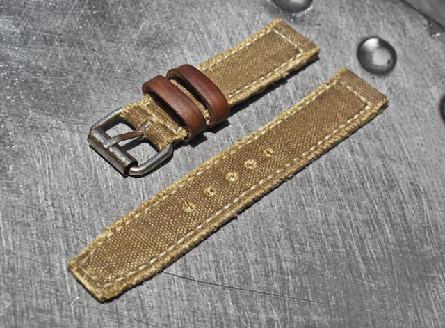 Canvas Strap Watch Canvas Straps