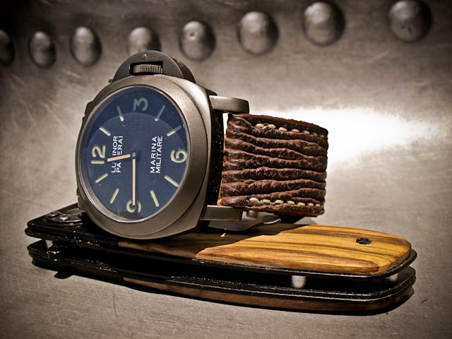 Panerai Straps Hamilton Leather Works